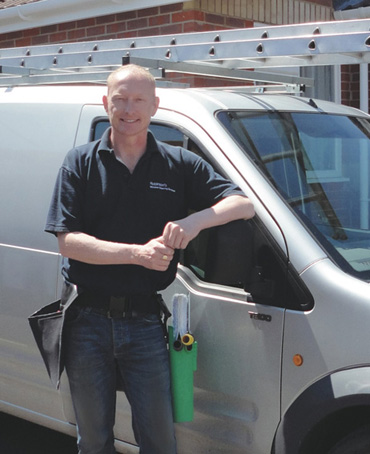 peter robinson window cleaner bournemouth