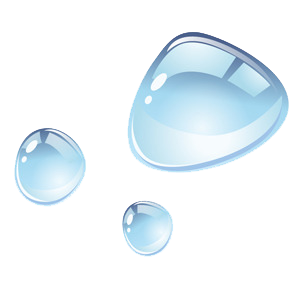 window cleaner bournemouth droplet logo